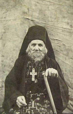 Иеросхимонах Илия (Вулпе), духовник иеросхимонаха Иоанна (Гуцу)