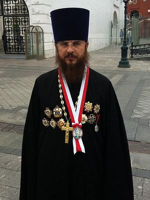 Archpriest Rostislav Yarema. Photo: sv-troitsa.ru