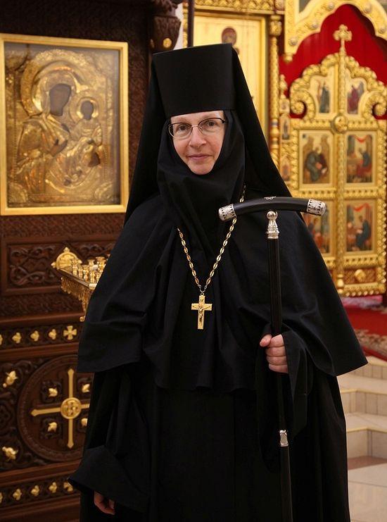 Игумения Еликонида (Лысенко)