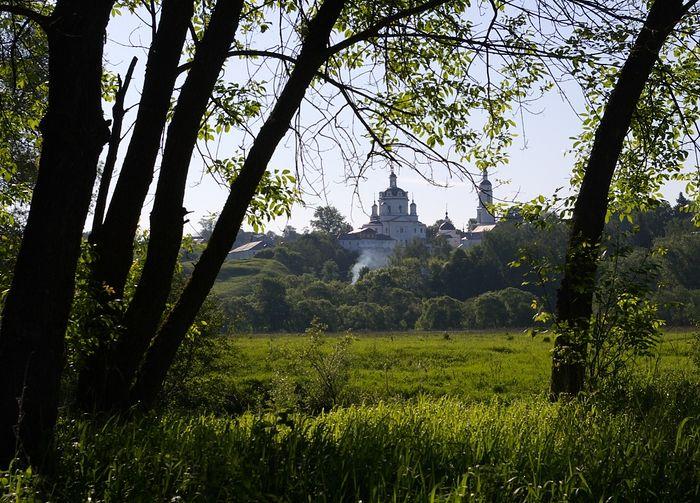Свято-Никольский Черноостровский монастырь