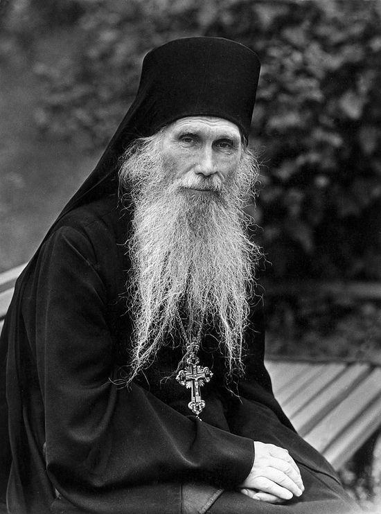 Старец-архимандрит Кирилл (Павлов)