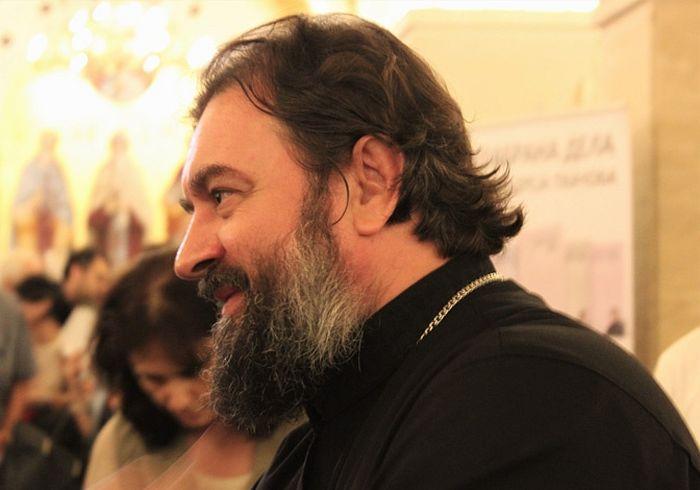 Протојереј Андреј Ткачов (Фото: Соња Ракочевић)