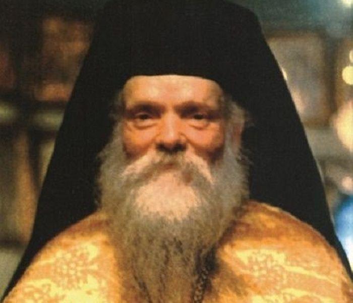 Старец Евмений (Саридакис)