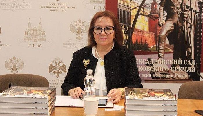 Галина Васильевна Ананьина. Фото: http://ananina.ru