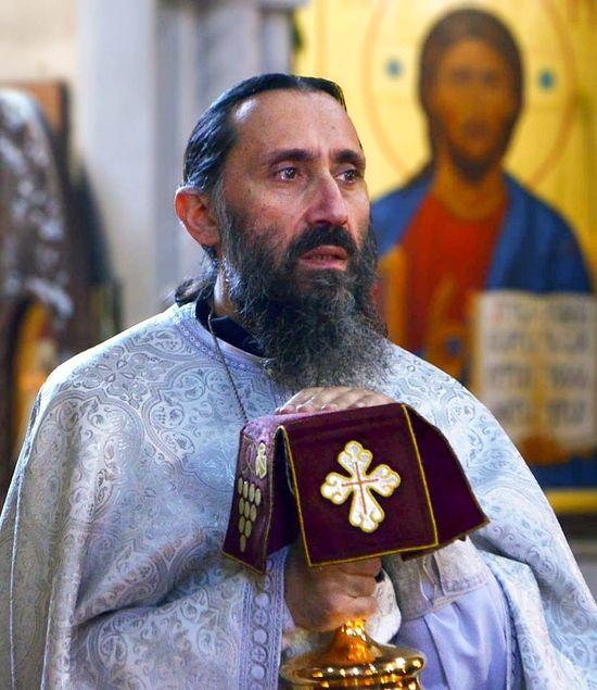 Протоиерей Феодор Гигнадзе