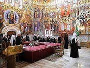 Священный Синод Русской Православной Церкви принял заявление о ситуации в Черногории