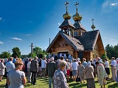 First church of St. Luke of Crimea in Poland consecrated, dedicated to victims of Nazism