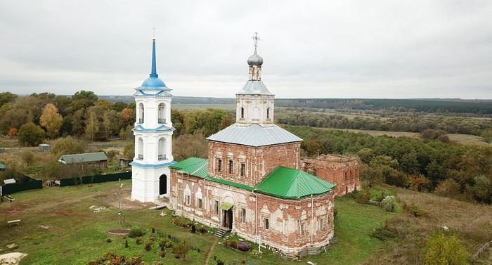 Успенский Шаровкин монастырь