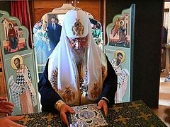 Patriarch Kirill consecrates new Church of St. Seraphim of Sarov at Valaam Monastery (+ VIDEO)