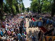 В Одессе прошел многотысячный крестный ход с чудотворной Касперовской иконой Божией Матери
