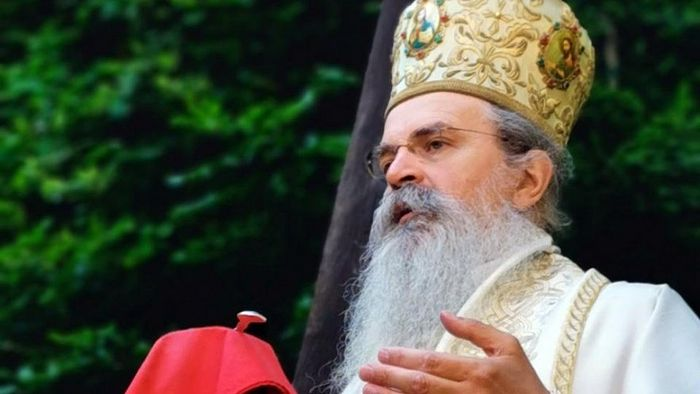 Епископ рашко-призренски и косовско-метохијски г-дин Теодосије