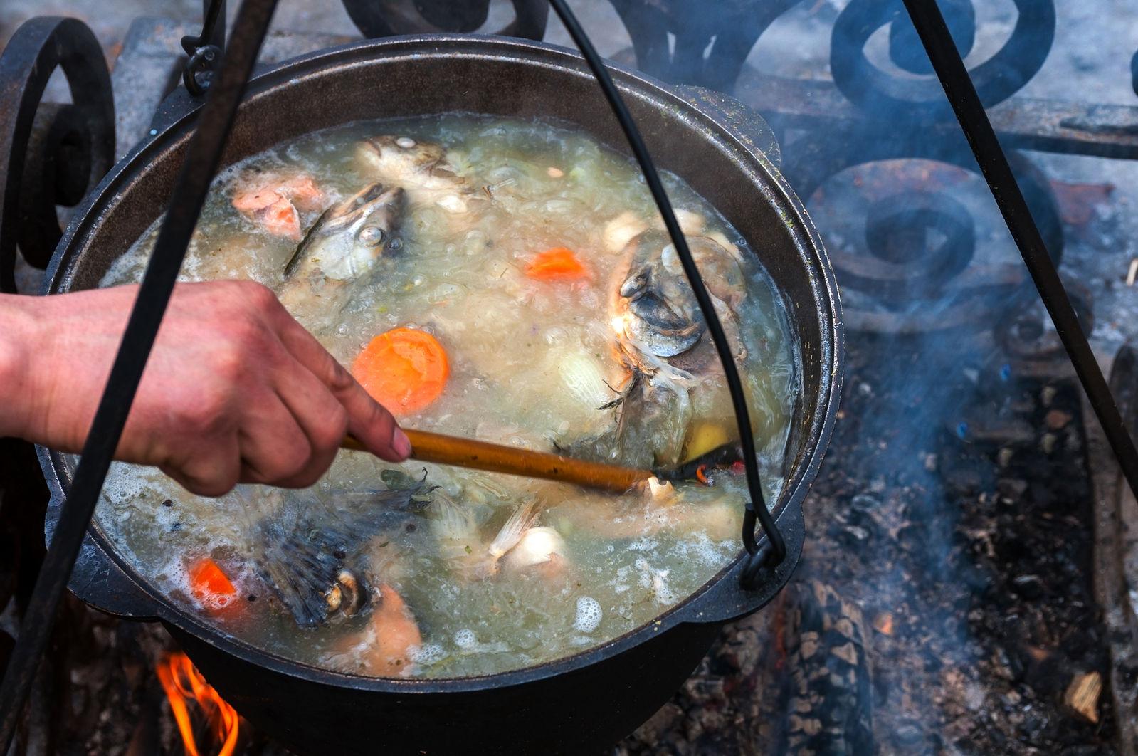Национальный рыбацкий фестиваль «Петропавловская уха» пройдет в 12 городах России