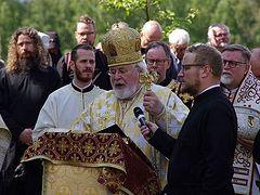 Finnish Church celebrates canonization of St. John of Sonkajanranta (+ VIDEO)