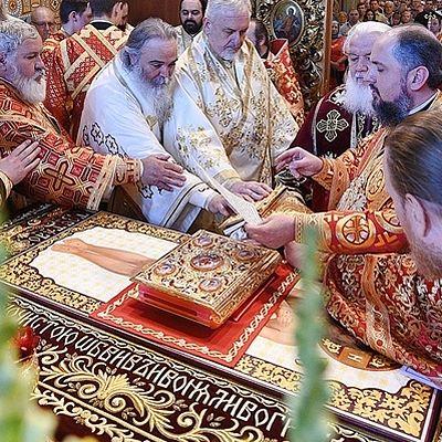 Святоканонические параметры украинской «автокефалии»