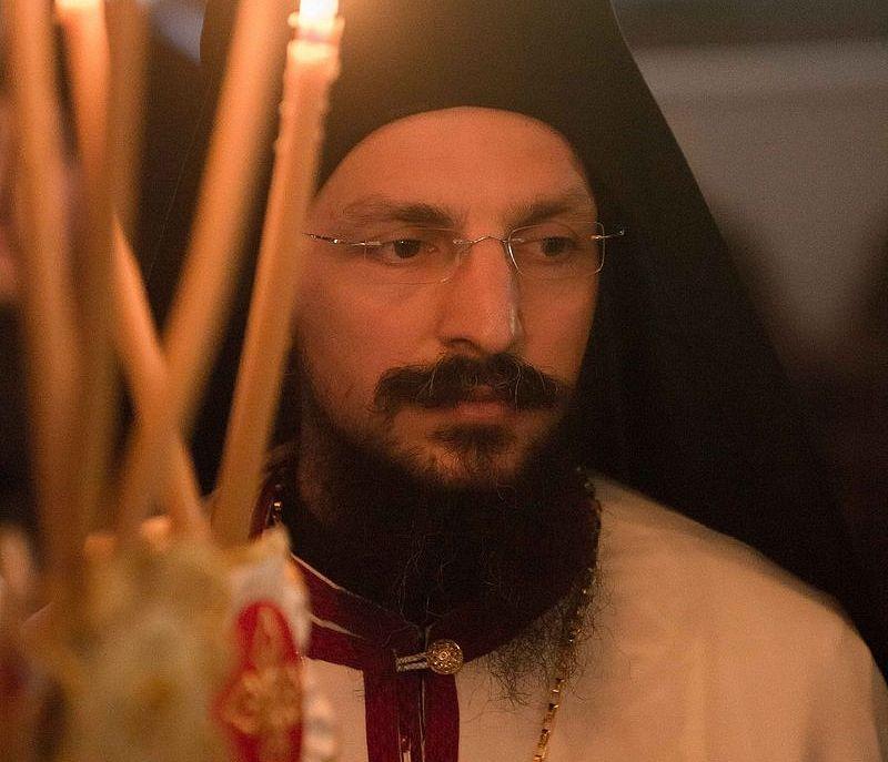 Abbot Paisios