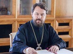 Молимся, чтобы Господь помог нам уврачевать сообща язвы, наносимые Церкви