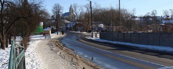 Medenychi, Lviv region. Photo: www.komandirovka.ru