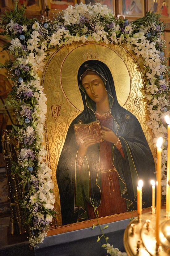 The Kaluga icon of the Mother of God