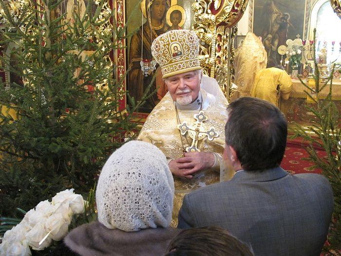 Archpriest Vasily Svidenyuk