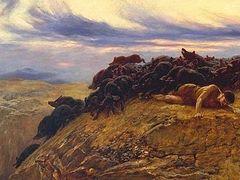 «Пошли нас в стадо свиней»: почему Господь послушал бесов