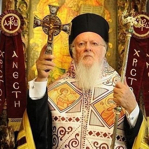 How Patriarch Bartholomew is Healing the Schism and Restoring Church Unity