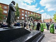 Святейший Патриарх Кирилл освятил мемориальный комплекс «Всем пострадавшим за Христа в годы гонений и репрессий»