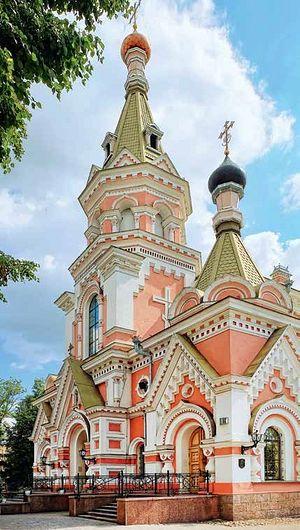Гродненский Покровский кафедральный собор