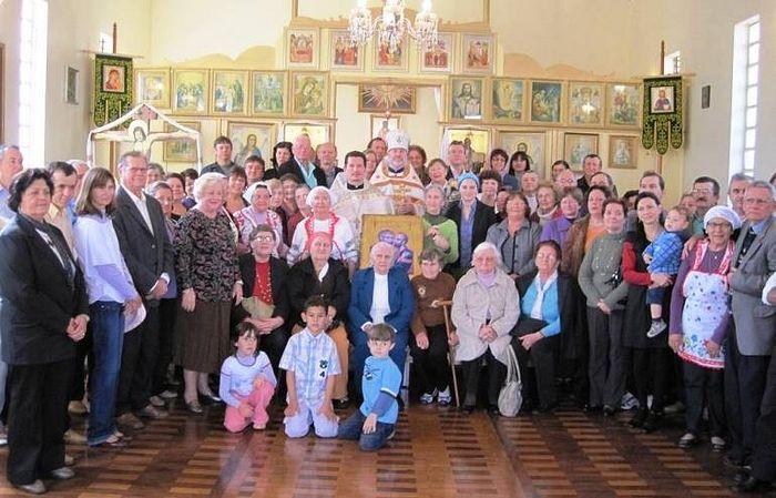 Когда в России закрывали православные храмы, в Бразилии – строили