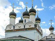 Началась реставрация церкви Покрова Пресвятой Богородицы в усадьбе Братцево