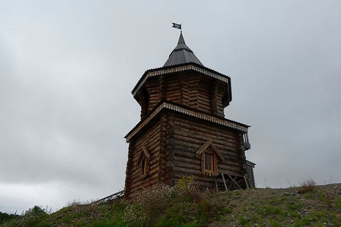 Трифонов-Печенгский монастырь