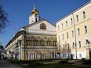Святейший Патриарх Кирилл поручил разработать документацию для реализации сетевого взаимодействия между МДА и Сретенской духовной семинарией
