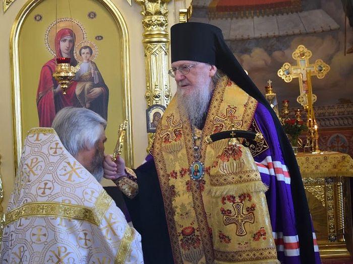 Серафим, архиепископ Ивано-Франковский и Коломыйский (Зализницкий, в схиме Сергий)