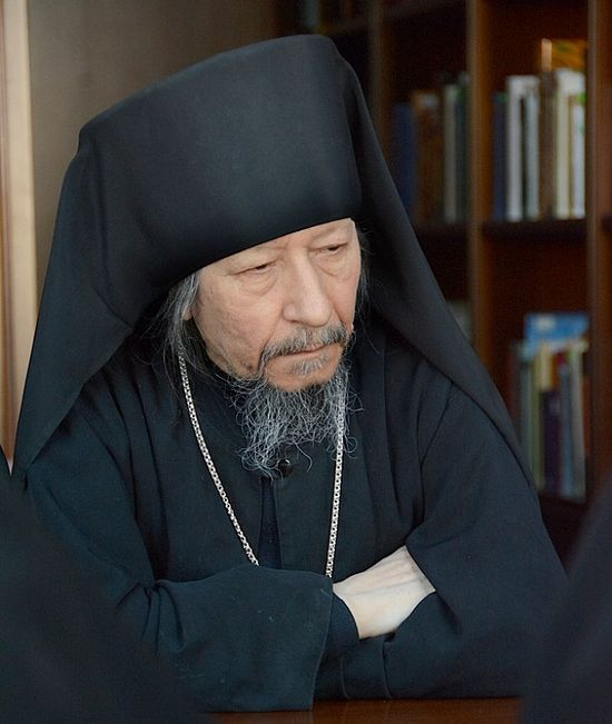 Архимандрит Иов (Гумеров)