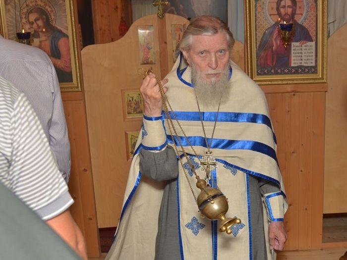 Протоиерей Борис Демушкин