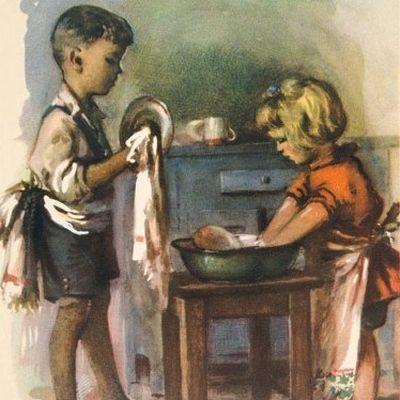 О детской ревности, ответственности и рождении мужского характера: повесть Нины Гернет «Сестрёнка»