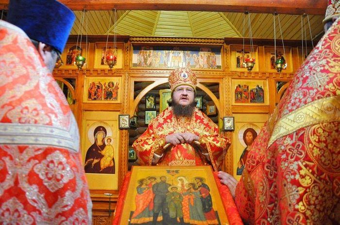 Проповед архиепископа Теодосија (Снигирјова)
