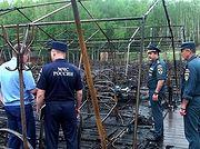 Хабаровские власти поддержали призыв наградить мальчика, спасавшего детей на пожаре
