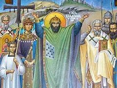 St. Vladimir, Prince of Russia, Equal to the Apostles