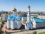 В Нур-Сулстане обсудили вопросы строительства храма в честь Всех казахстанских святых