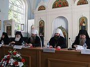 Участники круглого стола «Богослужение и молитва как средоточие жизни монашеского братства» подвели итоги работы