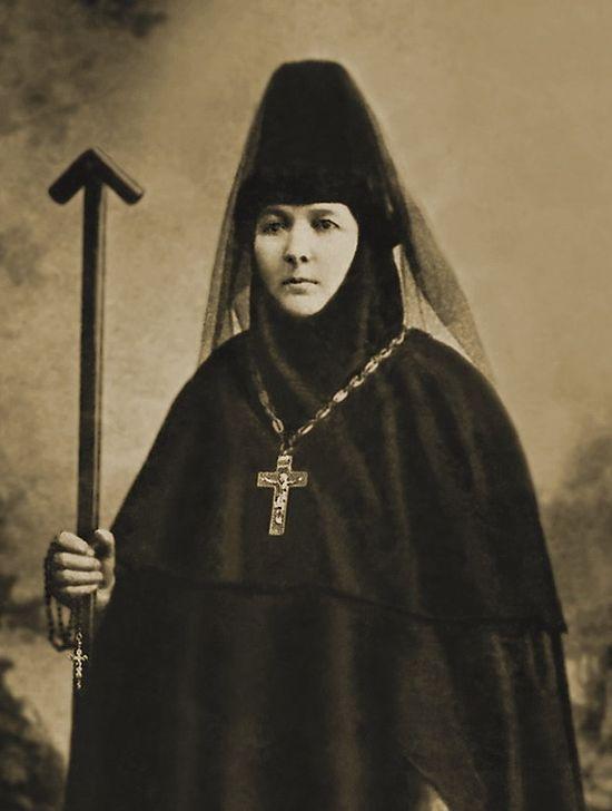 Schema-Abbess Magdalena (Dosmanova)