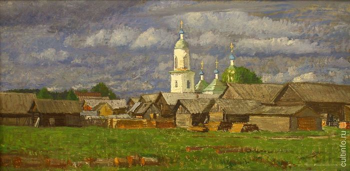 Artist: Vladimir Fedukov.