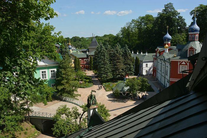 Псково-Печерский монастырь. Фото: А. Поспелов / Православие.Ru