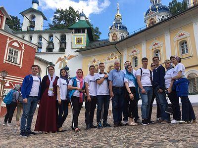 «Волонтеры культуры»: лето в древнем монастыре