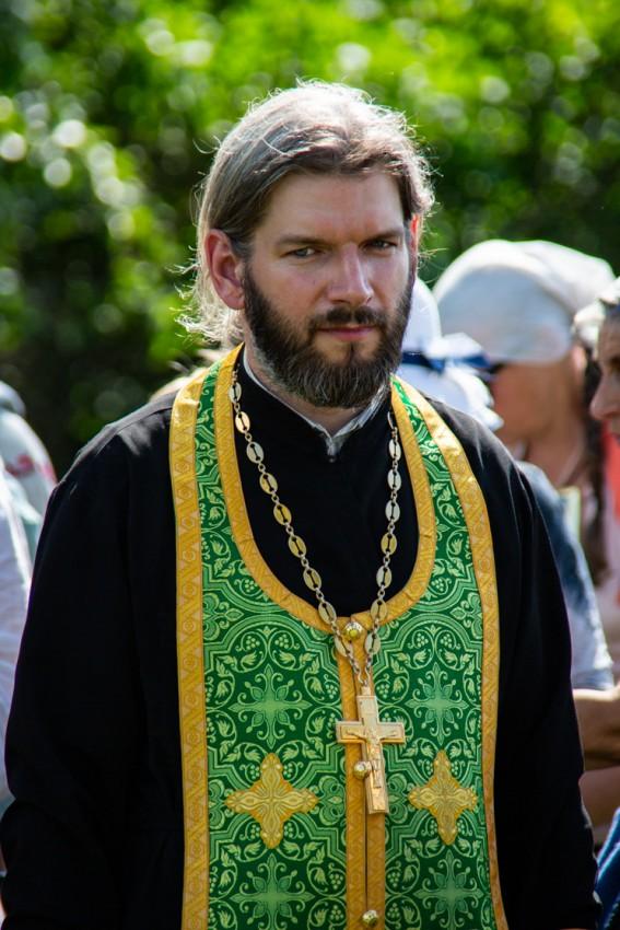 Священник Феодор Божков