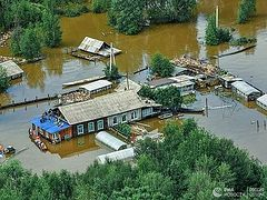 Russian Church assisting victims of flooding in Amur Province