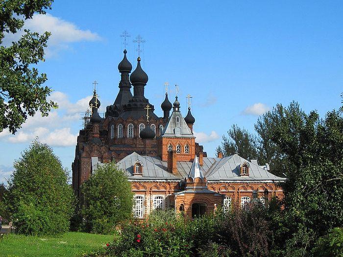 Kazan Cathedral, Shamordino