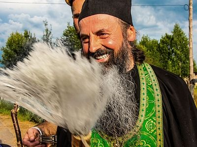 St. Irinarkh Cross Procession 2019
