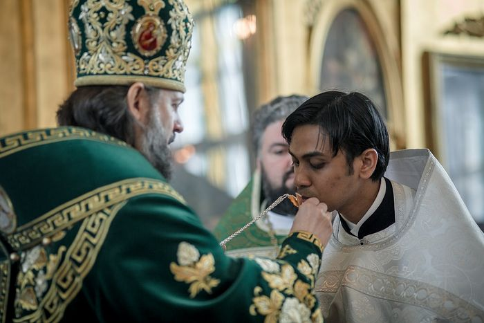 Clement's priestly ordination