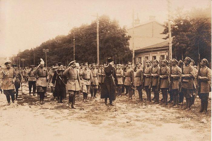 Армия гетмана П. Скоропадского